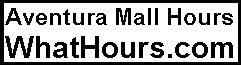 Aventura mall hours