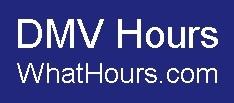 DMV hours