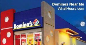 Dominos near me