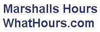 Marshalls hours
