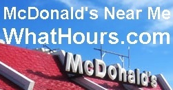 Mcdonald's near me