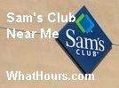 Sam's club near me