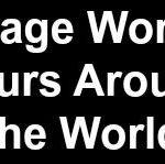 Average Working Hours Around the World