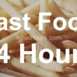 Fast Food 24 Hours